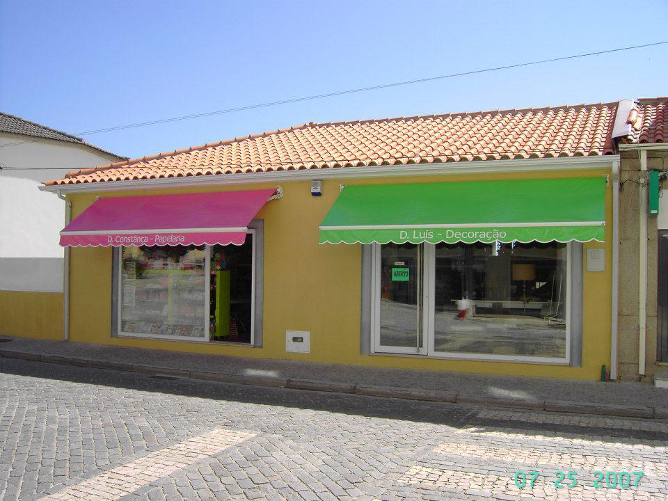Toldos em Lisboa